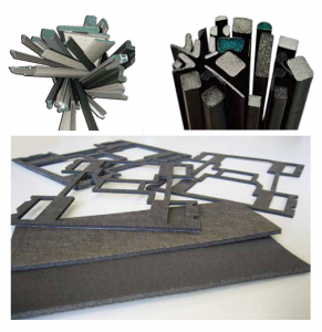 Flexible Ferrites and Gaskets